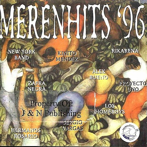 Merenhits '96 by Various Artists