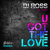 U Got The Love feat. Sushy (Restylers Remixes) by DJ Ross