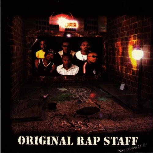 Nap Toujou La by Original Rap Staff