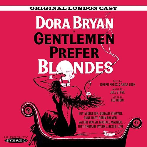 Gentlemen Prefer Blondes (Original London Cast) by Various Artists