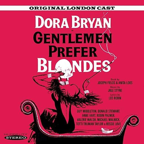 Gentlemen Prefer Blondes (Original London Cast) by Various Artists