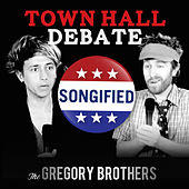 Town Hall Debate Songified (feat. Ed Bassmaster) by The Gregory Brothers