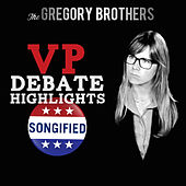 VP Debate Highlights Songified by The Gregory Brothers