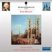 Haydn: Symphonies Nos. 102 & 103 by Salzburg Mozarteum Orchestra