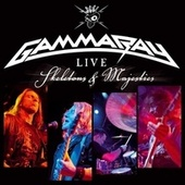 Live - Skeletons and Majesties von Gamma Ray