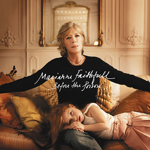 Before The Poison by Marianne Faithfull