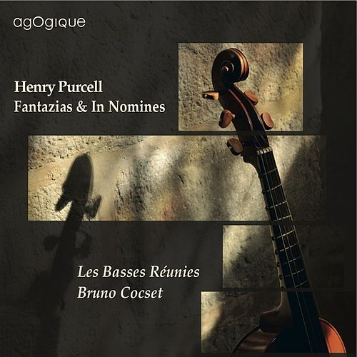 Purcell: Fantazias & In Nomines by Various Artists
