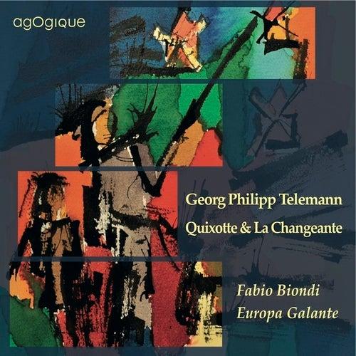 Telemann: Quixotte & La Changeante by Europa Galante and Fabio Biondi