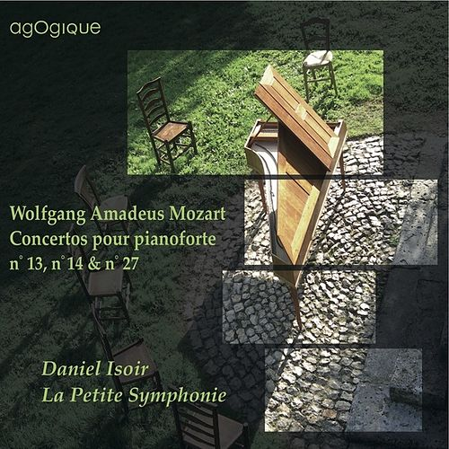 Mozart: Concertos pour pianoforte by La Petite Symphonie and Daniel Isoir