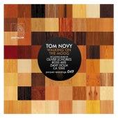 Walking On the Moog by Tom Novy