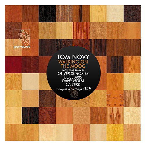 Walking On the Moog by Tom Novy