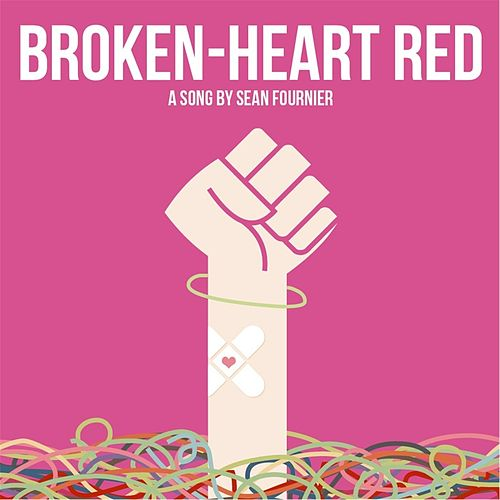 Broken-Heart Red by Sean Fournier
