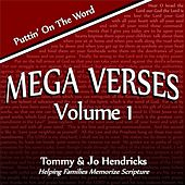 Mega Verses, Vol. 1 by Tommy