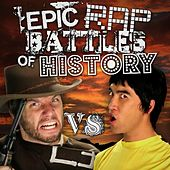 Bruce Lee vs Clint Eastwood by Epic Rap Battles of History