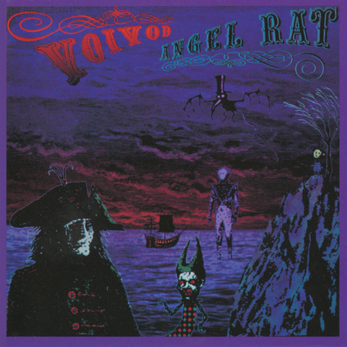 Angel Rat by Voivod