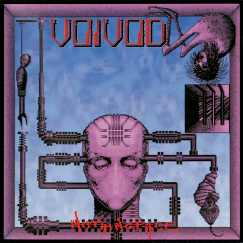Nothing Face by Voivod