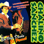 En Vivo Desde El Parral by Chalino Sanchez