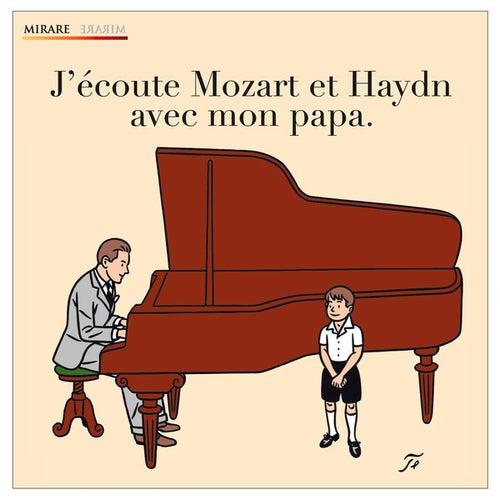 J'écoute Mozart et Haydn avec mon papa by Various Artists