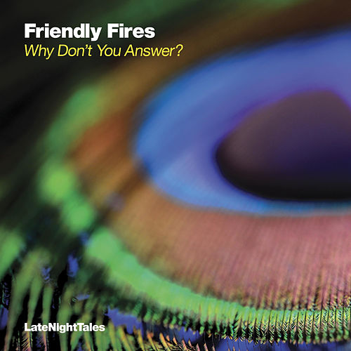 Why Don't You Answer - Remixes by Friendly Fires