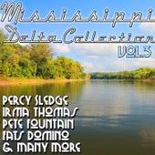 Mississippi Delta Collection Vol 3 von Various Artists