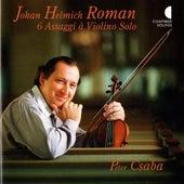 Roman: 6 Assaggi a Violino Solo by Peter Csaba