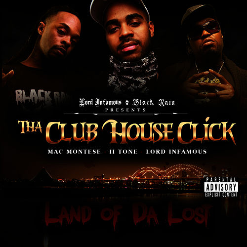 Land of da Lost by Lord Infamous