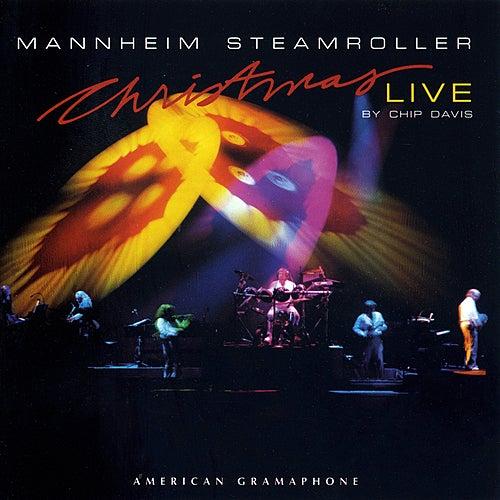 Christmas Live by Mannheim Steamroller