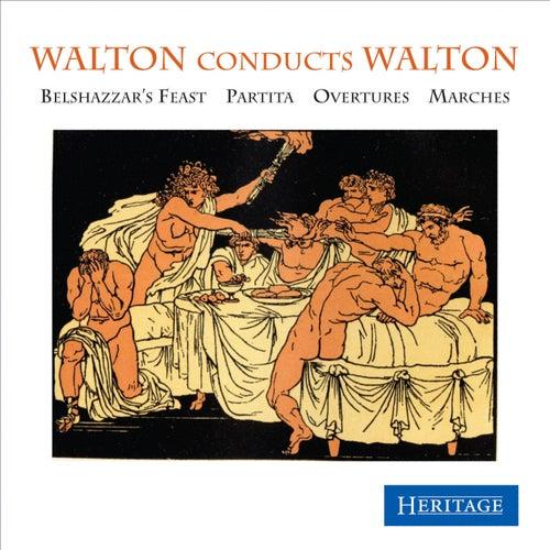 Walton conducts Walton by Sir William Walton
