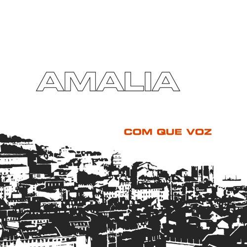 Com Que Voz by Amalia Rodrigues