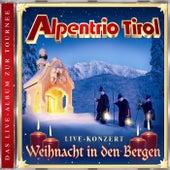 Weihnacht in den Bergen by Alpentrio Tirol