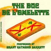 The Duc De L' Omelette (The Duke of Omelette) - A Tale of Satire & Suspense By Edgar Allan Poe 1832 by Grant Raymond Barrett