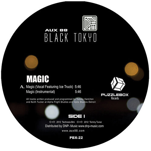 Magic EP von AUX 88
