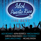 Idol Puerto Rico 2 The Best by Various Artists