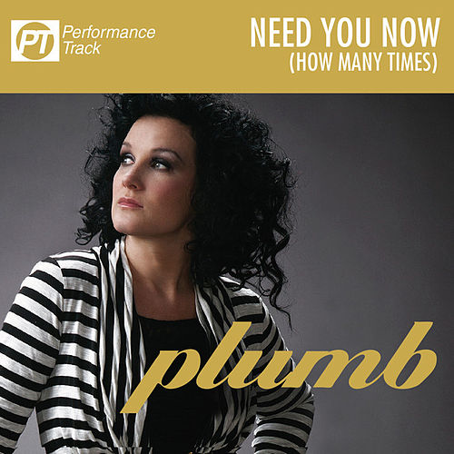 Need You Now (How Many Times) (Performance Track) by Plumb