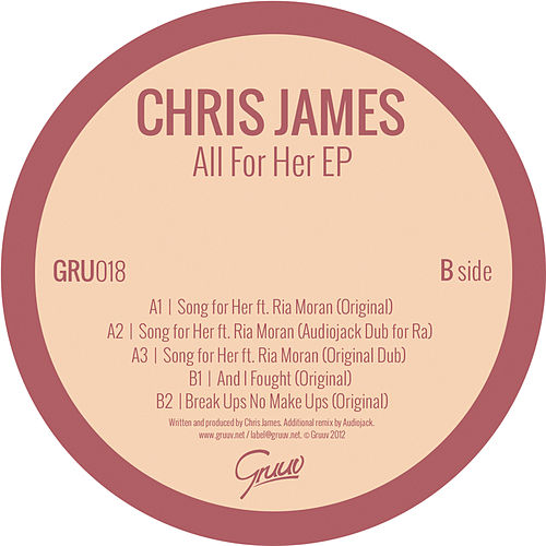All for Her EP by Chris James