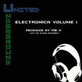 United Underground Volume 1 - EP by Mr X