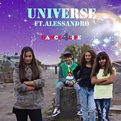 Dance4life (feat. Alessandro) by The Universe