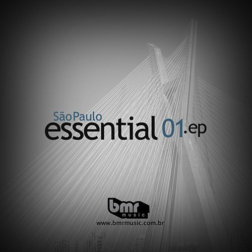 Sao Paulo Essential 01 EP by Bass Tribe
