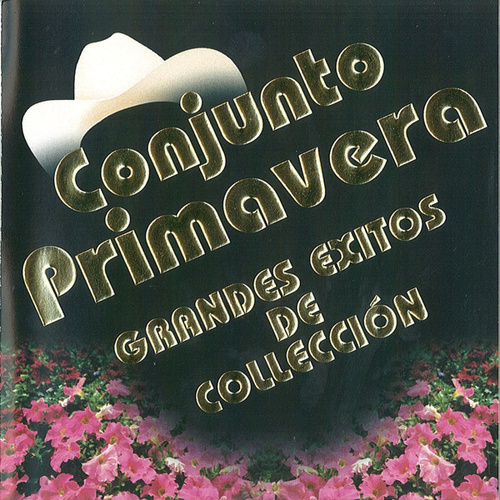 Grandes Exitos De Collecion by Conjunto Primavera