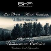 Max Bruch - Henri Vieuxtemps: Violin Concertos by Leonid Kogan