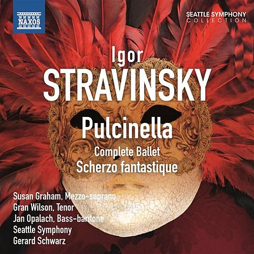 Stravinsky: Pulcinella - Scherzo fantastique by Various Artists
