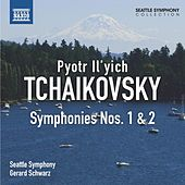 Tchaikovsky: Symphonies Nos. 1 and 2 by Seattle Symphony Orchestra