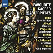Favourite Sacred Masterpieces by Various Artists