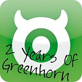 2 Years Greenhorn Records (Mixed by Rainer Weichhold) by Various Artists