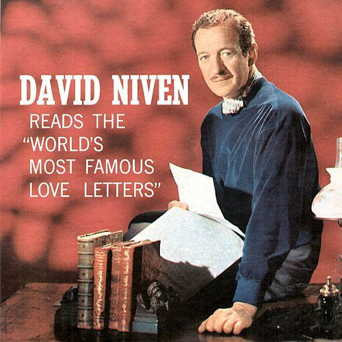Reads the 'World's Most Famous Love Letters' by David Niven
