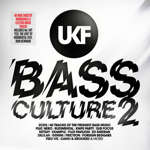 UKF Bass Culture 2 by Various Artists