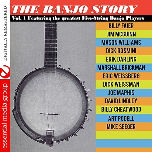 The Banjo Story Vol. 1 (Digitally Remastered) by Various Artists