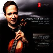 Shapira: Violin Concertos by Royal Liverpool Philharmonic Orchestra