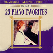 The Best Of 25 Piano Favorites by Various Artists