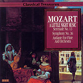 A Little Night Music by Wolfgang Amadeus Mozart